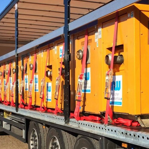 PDL invests in new batch of dewatering pumps