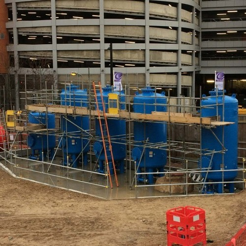 Groundwater capture array to protect a public water supply well – High Wycombe