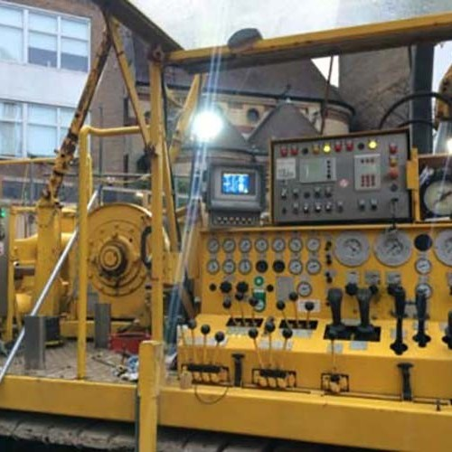 Drilling of deep chalk wells and well development – Soho, London
