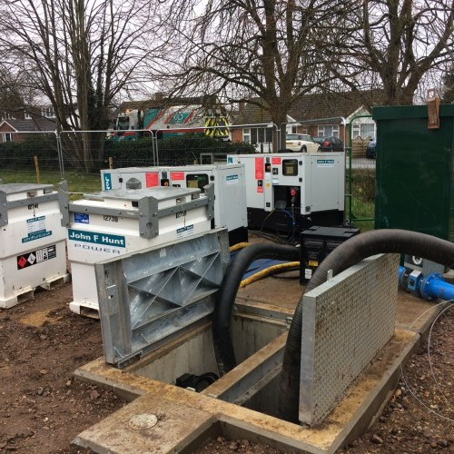 Flood Alleviation Scheme Project – Marlow
