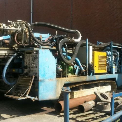 PDL brings drilling rig to UK